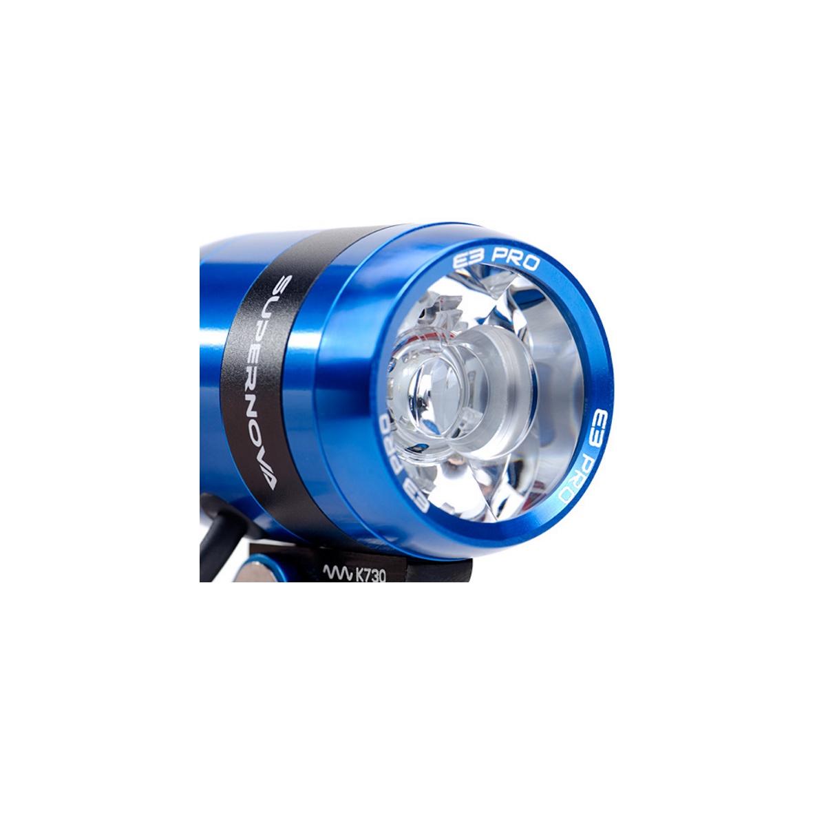 supernova e3 pro 2 led lampe f r dynamo mit stvzo zulassung bike. Black Bedroom Furniture Sets. Home Design Ideas