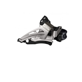 SHIMANO XTR Umwerfer FD-M9025-L 2x11-fach Low Clamp Top Swing