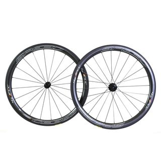 Veltec Speed 4.5 FCC Laufradsatz Full Carbon Clincher schwarz