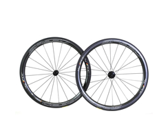Veltec Speed 4.5 FCC Laufradsatz Full Carbon Clincher...