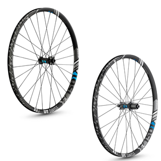 DT SWISS HX 1501 Spline One Hybrid 29 Boost MTB 15x110 / 12x148mm 30mm Laufradsatz