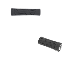 ERGON GA2 Single Twist Shift MTB Griffe schwarz für...