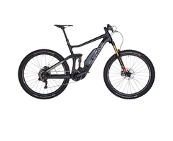 QUANTOR DAMPFHAMMER 12.9 Skyline E-Bike Carbon Fully 29