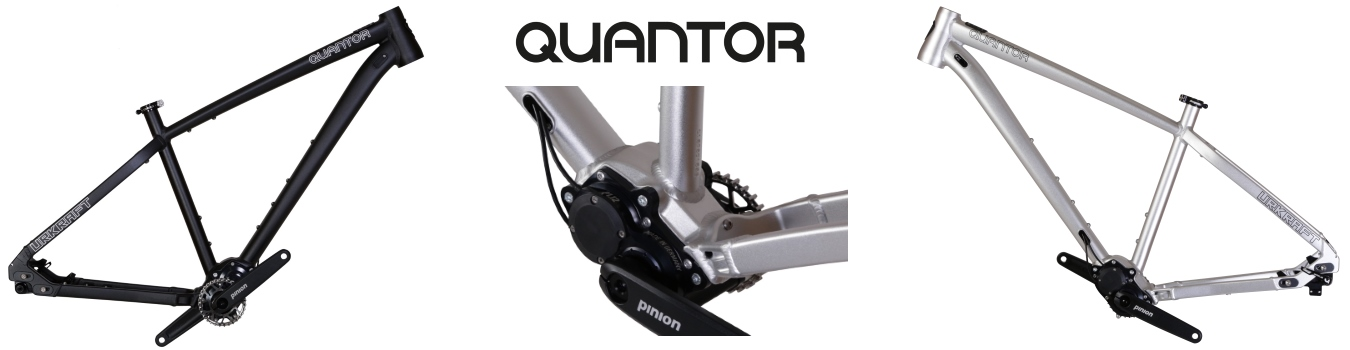 Quantor Urkraft Rahmen-Getriebe-Set